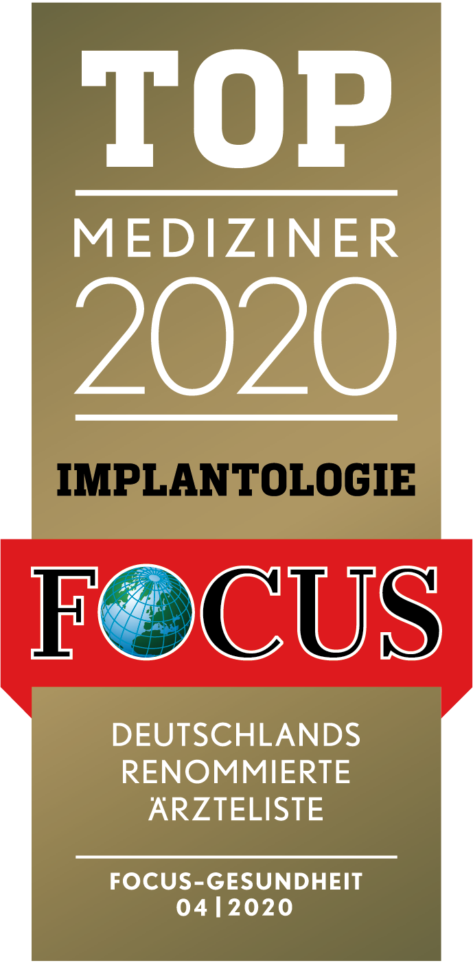FCG TOP Mediziner 2020 Implantologie